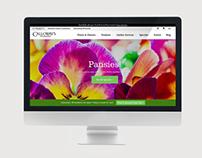 Garden Center Branding & Website Redesign