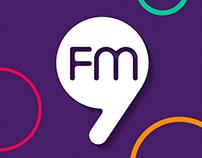100,9 FM // Rádio Centro Oeste :. Marca e Site
