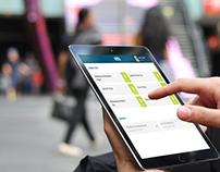 VIRTU / iOS (iPad) Mobile App