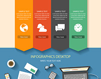 Best Info Graphics Design Templates | Byteknight
