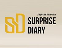 Logo Made for Surprise Diary