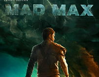 Mad Max Game Poster