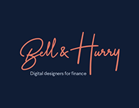 Bell & Hurry Branding