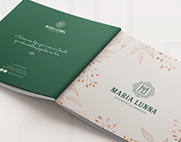 Folder Wedding - Maria Lunna