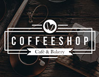 Coffee Shop Website UI design