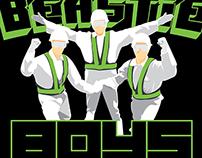 Beastie Boys Vector