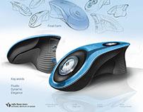 GLIDE Electric Shaver