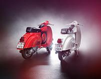 Vespa & Lambretta series