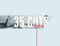 35 Cuts Web Design