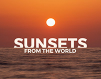 Sunsets from the World