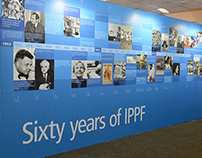Giant infographic:60 years of IPPF timeline