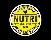 Nutri - identité, emballage