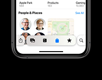 Extending Safari's New Design to Other Apps