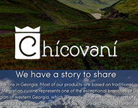 Chicovani™ - Branding and Online Assets for Startup