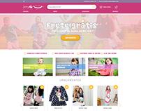 Jenny Moda Infantil Site