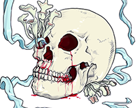 cool skull YEAAAHHHH