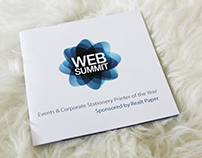 Web Summit Booklet