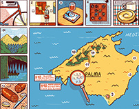 Andrés Lozano - A Weekend in Mallorca