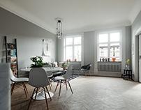 Scandinavian Appartment | WIP