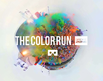 The Color Run 360º