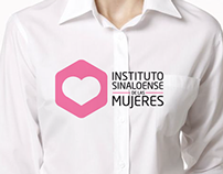 ISMUJERES // Branding
