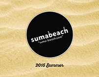Posters for Suma Beach // 2015, Istanbul
