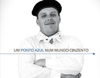 """Documentary """"Um Ponto Azul num Mundo Cinzento"""""""