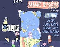 Poster Evento Bogotá