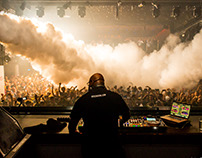 Carl Cox at Space Ibiza 2015