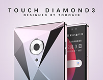 Concept | HTC Touch Diamond 3