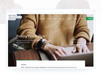 NAW - Rebrand and Website Re-design