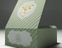 Amjad Sweets - Logo & Brand Identity.