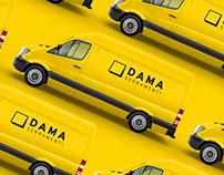 DAMA Serramenti | Branding & Comunicazione offline
