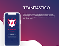 TeamTastico Soccer | Case Study