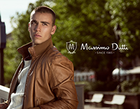 Ad Campaign inspired by Massimo Dutti