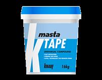 Knauf MastaTape Packaging