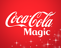 Coca-Cola Magic| Augmented Reality app