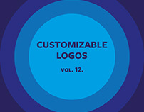 Customizable logos for sale vol. 12.