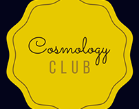 Cosmology club design - Logo/Flyer.