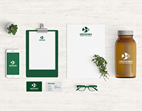 Visual Identity Greenfarm