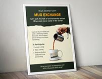 NOLS Summit Mug Poster