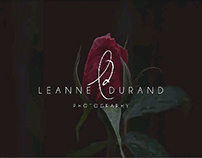 Leanne Durand Photography logo