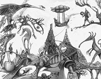 """FANTASMAGORIE 16 - """"Lœuf à la coque"""" 2021"""