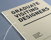 Graduate Visiting Designers Process Book