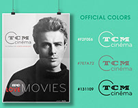 TCM Cinema - brand guidelines 2014