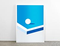 Ping Pong - Prints