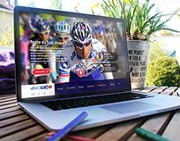 Equipe Cycliste FDJ - Site Responsive