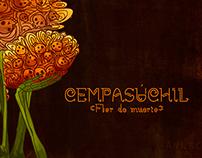 Cempasúchil: mi bella flor de muerto
