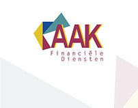 Logo ontwikkeling AAK / Corporate identity