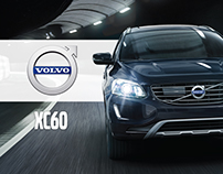 Mobile Advertising Volvo XC60